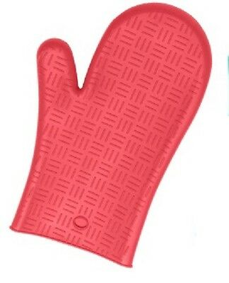Red Brush Cleaning Glove Makeup Brushes Cleaner Spa Mitt Silicone Texture Scrub