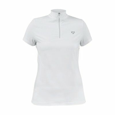 Shires Aubrion Emerald Womens Shirt Competition - Ivory All Sizes