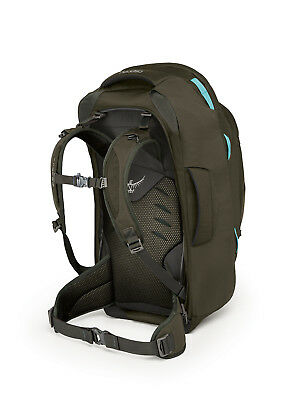 Osprey Fairview 55 Sml/med Women's Travel Trekking Pack - Misty Grey
