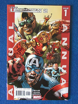 Marvel Comics - The Ultimates 2 Annual - Issue 1 - October 2005