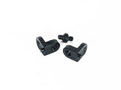 Colony BMX Removable Gyro Tabs - Black - Bike Gyro Tab Kit