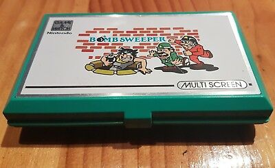 game and watch multiscreen bombsweeper