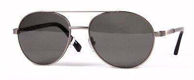 07053c7c1a7 Ermenegildo Zegna Polarized Sunglasses EZ0013 13D Dark Ruthenium Msrp   425.00