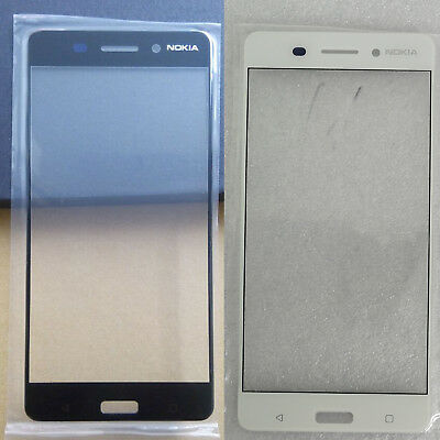 New Outer Front Screen Glass Lens For Nokia 6 TA-1000 TA-1021 TA-1033 TA-1039