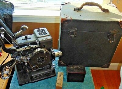 Antique Kodascope Model B 16MM Film Movie Projector - Nice Early Art Deco look