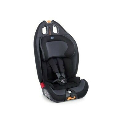CHICCO Gro-up 123 seggiolino auto (9-36 kg) black night