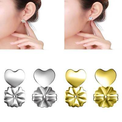 Magic Bax Earring backs Lifters Firmly Supports lifts fit , gold Silver New 2018