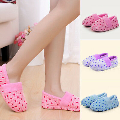 Women/Men Warm Winter Soft Indoor Home Cotton Slipper Casual Plush Stuffed Shoes