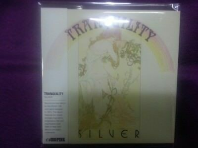 TRANQUILITY / SILVER MINI LP CD NEW SEALED Eric Dillion,Paul Francis