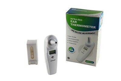 Digital Infrared Ear Thermometer Suitable for Adults and Children