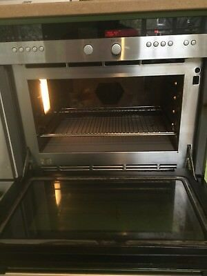 SIEMENS INNOWAVE Combi/Microwave oven. Microwave does not work ...