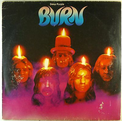 "12"" LP - Deep Purple - Burn - C2828 - cleaned"