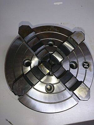 Axminster 4 Jaw Chuck For CQ6230-A-2 953449 Lathe (New)