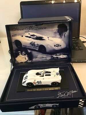 Fly  Steve Mc Queen Porsche 908 Flunder Limdet Edition