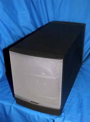 Bose Companion 5 Multimedia Computer Speaker System Subwoofer -Works Perfect