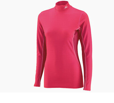 Mizuno Midweight Thermal Performance Damen rot