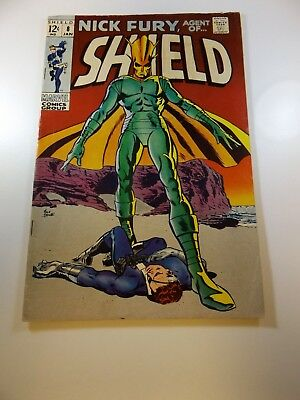 Nick Fury Agent of SHIELD #8 VG+ condition Huge auction going on now!