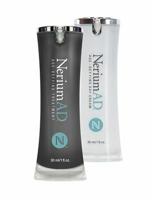 Nerium Ad Age Defying Anti Wrinkle Face Cream For Day And Night 30Ml- New Sealed