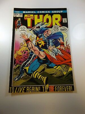 Thor #201 VG/FN condition Huge auction going on now!