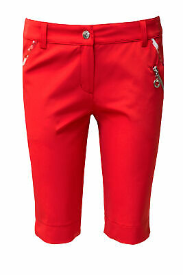 Sportalm Hole FI Short Damen rot