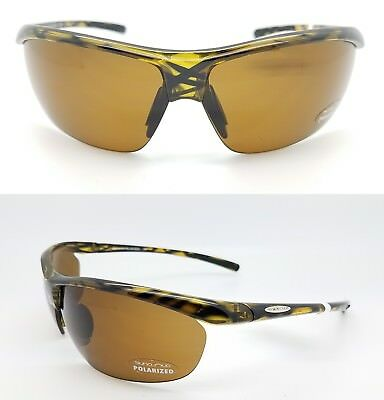 ae3fb57ccc1 NEW Suncloud sunglasses Zephyr Tortoise Brown Polarized Unisex Medium fit  sport