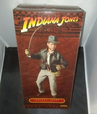 Indiana Jones Raiders of the Lost Ark 1:6 scale figure Sideshow Collectibles