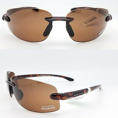 9de87c9a5a NEW Suncloud sunglasses Excursion Tortoise Brown Polarized Unisex Medium fit