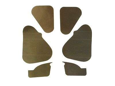 1955 -1957 Full Size Chevy Trunk Lid Insulation Kit, 5 Pieces