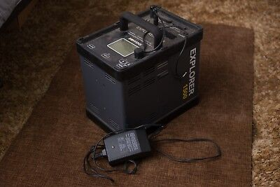 BOWENS EXPLORER 1500 Pack with Battery and Charger CalumetQuadX