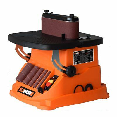 Oscillating Belt and Spindle Sander 2 In 1 Function EJWOX