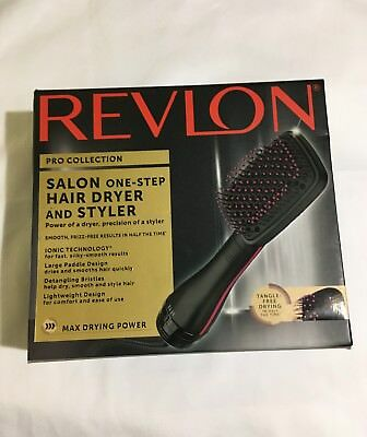 Revlon Pro Collection Salon One-Step Hair Dryer and Styler - RVDR5212
