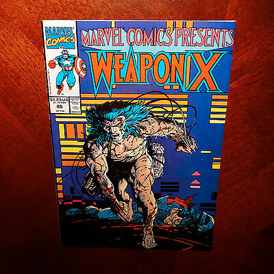 Marvel Comics Presents Wolverine Weapon X #80 VF/NM (Multiple Copies Available)