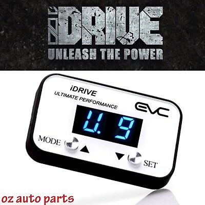 i DRIVE for ISUZU D-MAX 2012-ON iDRIVE THROTTLE CONTROLLER WIND BOOSTER