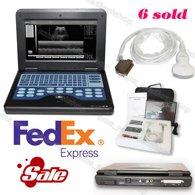 Sales promotion! B-Ultrasound Scanner CMS600P2 with convex probe,U.S Seller