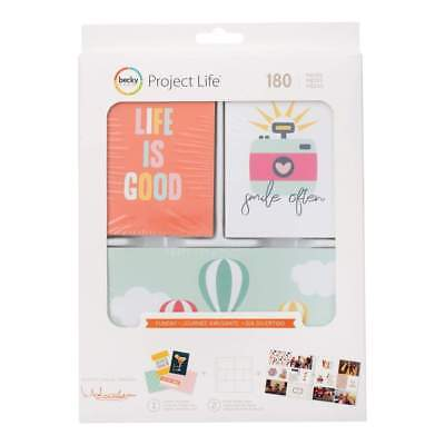 NEW Project Life Value Kit 180 pack Funday