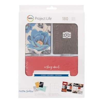 NEW Project Life Value Kit 180 & Pkg Stories
