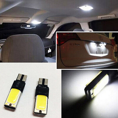 2 X blanc T10 194 168 2825 2886 W5W High Power s/n LED véhicule voiture Light