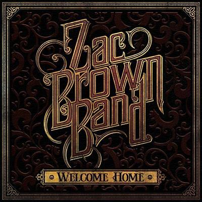 Zac Brown Band Welcome Home Digipak Cd New