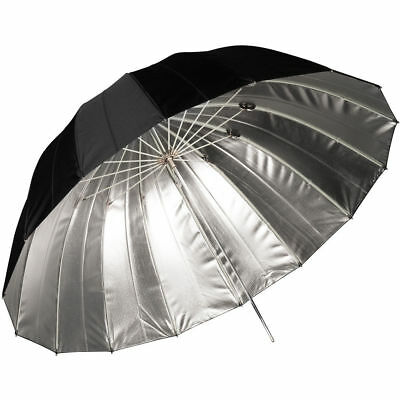"Westcott Apollo Deep Umbrella (Silver, 53"")"