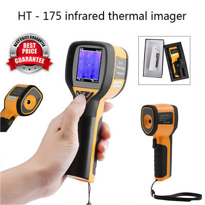 2'' LCD Digital Infrared IR Resolution Thermal Imager -20℃~300℃ Imaging Camera