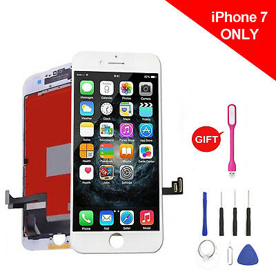 Model A1660 A1778 Screen Replacement+LCD Digitizer Assembly Lot for iPhone 7