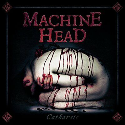 Parche imprimido, Iron on patch,Back patch, Espaldera - Catharsis, MACHINE HEAD