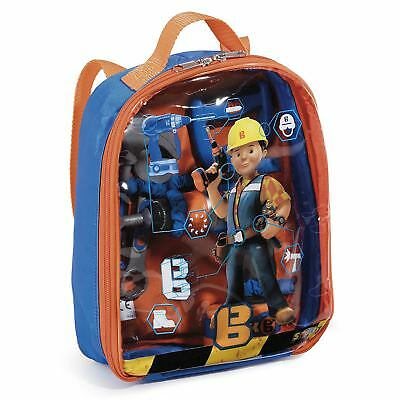 Bob the Builder Tool Bag Kids Toy By Smoby