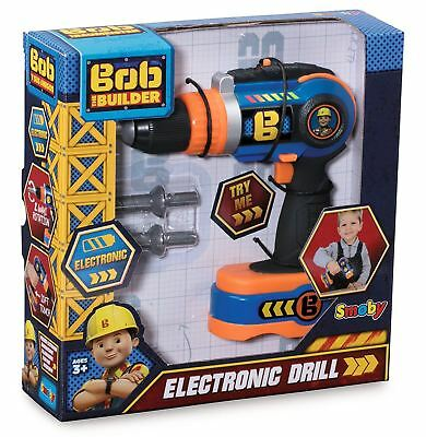 Bob the Builder Electric Drill Kids Toy By Smoby