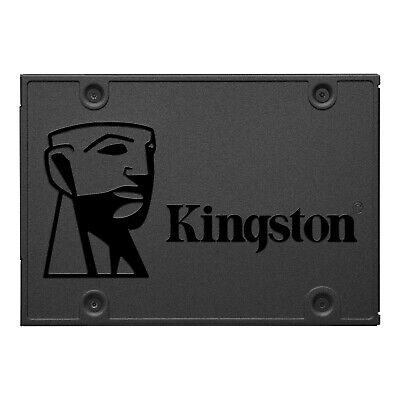 "Kingston SSDNow A400 120GB 2.5"" SATA 7mm Internal Solid State Drive SSD 500MB/s"