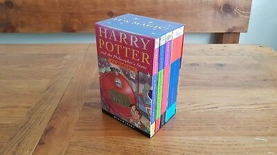 Harry Potter Box Set: with the first Four Books
