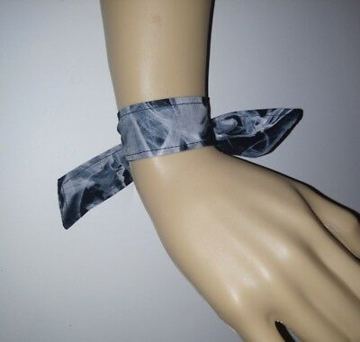 NEW Wrist Scarf / Band / Hair Ribbon / Tie / Bow / Bandana Bracelet Wrap Bag Bow