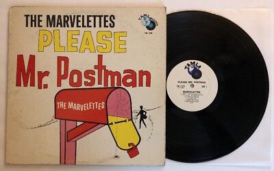 The Marvelettes - Please Mr. Postman - 1961 Tamla 1st Press TM-228 Globes (NM)