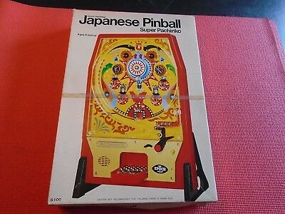 1975 Epoch Japanese Super Pachinko Pinball