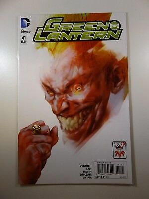 Green Lantern #41 New 52 Joker Cover Variant Edition!! Beautiful NM- Condition!!